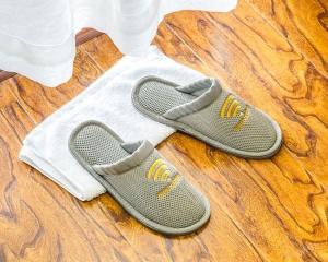 灰色民用环保拖鞋